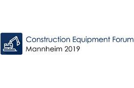 Zukunft der Baumaschinen: Construction Equipment Forum