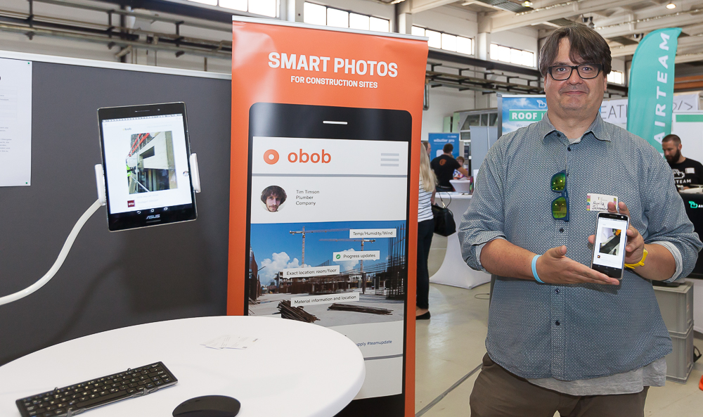 obob @ Tech in Construction